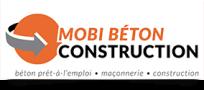 Mobi béton construction - logo